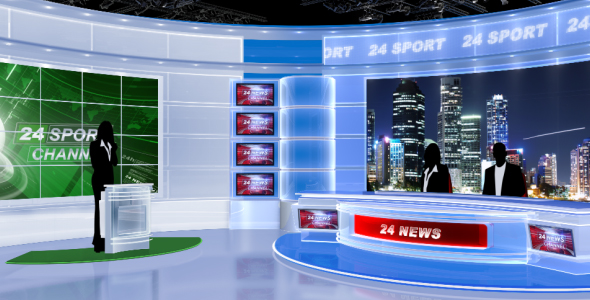 Broadcast Design - Complete News Package - 5