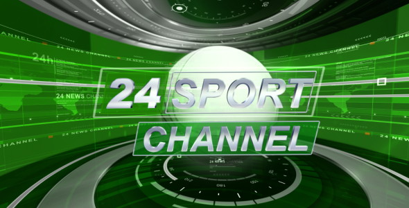 Broadcast Design - Complete News Package - 7